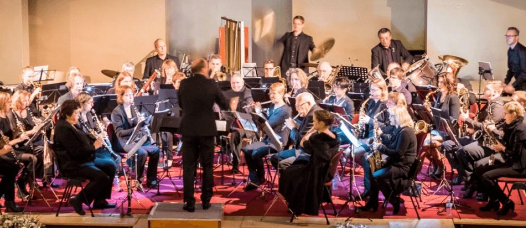 Concert in De Schutse kerk in Uithoorn