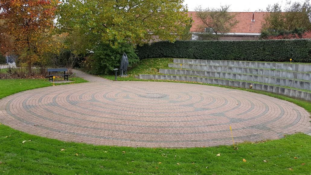 Labyrint in de Bijbelse Tuin, Hoofddorp
